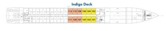 Avalon Poetry II - Indigo Deck