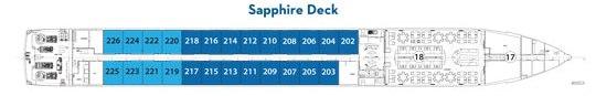 Avalon Poetry II - Sapphire Deck