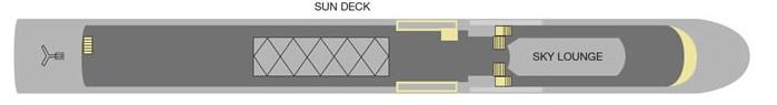 Excellence Queen - Sun Deck