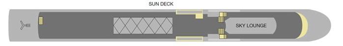 Excellence Rhone - Sun Deck