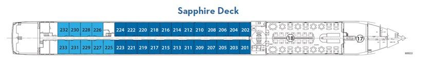 Avalon Passion - Sapphire Deck