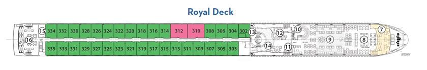 Avalon Passion - Royal Deck
