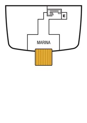 Seabourn Encore - Deck 03