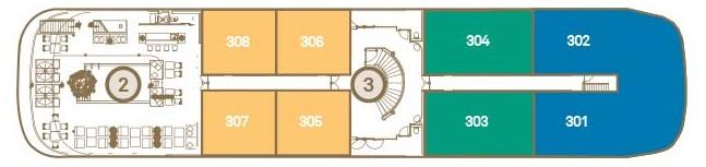 Scenic Aura - Diamond Deck