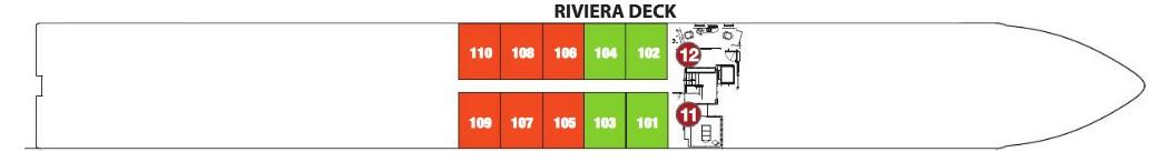 Emerald Radiance - Riviera Deck