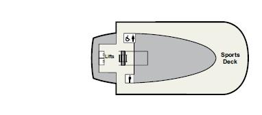 Viking Sun - Sports Deck