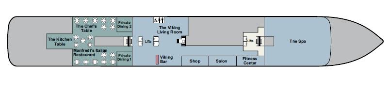 Viking Sun - Deck 01