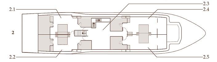 Violet - Upper Deck