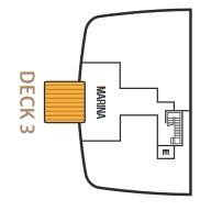 Seabourn Ovation - Deck 3