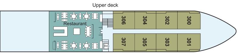 Viking Ra - Upper Deck