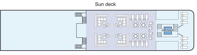 Viking Ra - Sun Deck