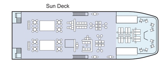 Viking Osiris - Sun Deck