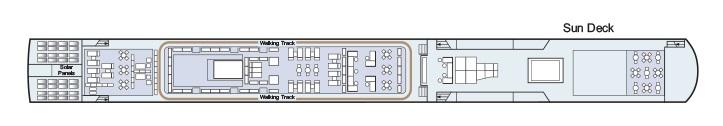 Viking Kari - Sun Deck