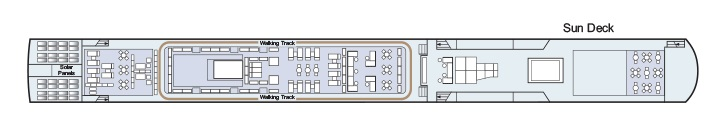 Viking Fjorgyn - Sun Deck