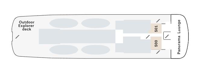 Lofoten - Boat Deck