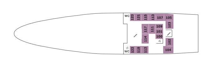 Lofoten - C Deck