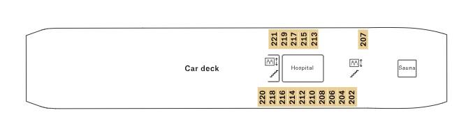 Nordkapp - Deck 02