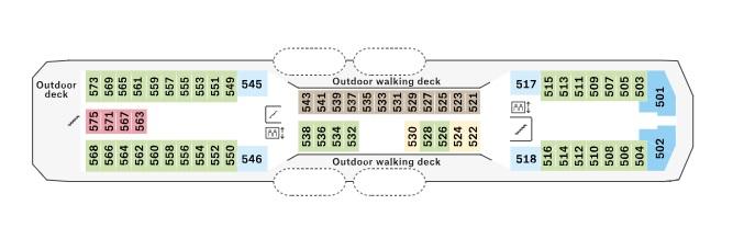Nordnorge - Deck 05