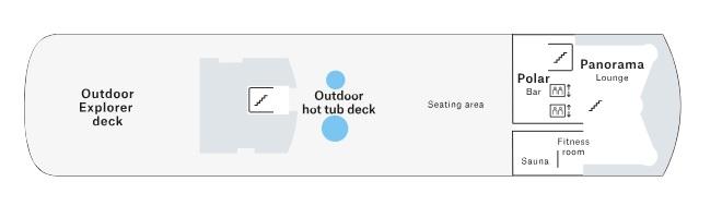 Trollfjord - Deck 09