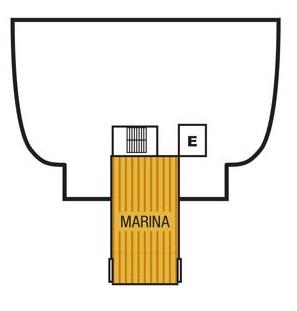 Seabourn Odyssey - Deck 2