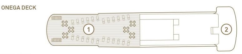 Scenic Tsar - Onega Deck